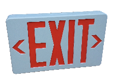 another exit sign
