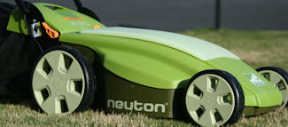 neuton mower repair